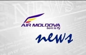 Air Moldova increases again its flights to Moscow