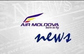 Air Moldova aumenta ancora i voli per Mosca