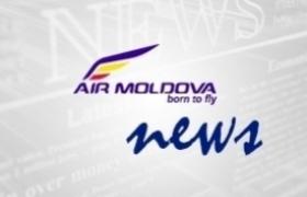 Air Moldova voli speciali dall'Italia