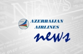 Azerbaijan Airlines fly to Beijing with new colours and a new fleet