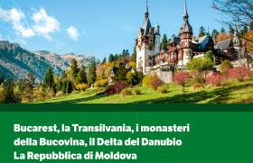 Moldova, il Touring Club Italiano lancia la prima guida al Paese ex sovietico