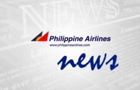 PHILIPPINE AIRLINES FLY BACK TO LONDON