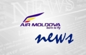 Air Moldova flights reduction