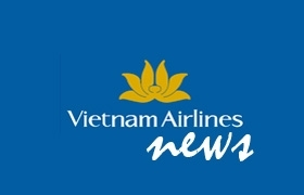 Airbus A350 inaugural flight of Vietnam Airlines