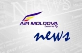 Voli speciali Air Moldova dall'Italia in agosto